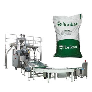 10 किलो 25 किलो बॅगमध्ये दूध पावडरसाठी स्वयंचलित बल्क पॅकिंग मशीन