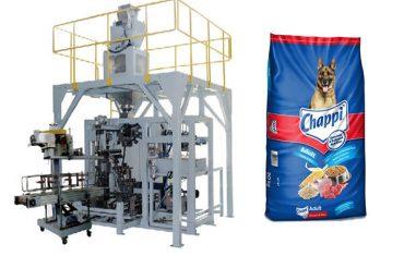 15 किलो पाळीव प्राणी मोठी पिशवी पॅकिंग मशीन