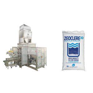 20 किलोग्रॅम जियोलाइट बिग बॅग पॅकिंग मशीन सीलिंग मशीनसह