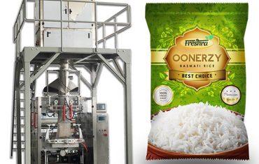 स्वयंचलित 1 किलो -5 किलो तांदूळ पॅकिंग मशीन