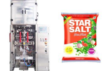 स्वयंचलित 1 किलो मीठ पॅकेजिंग मशीन