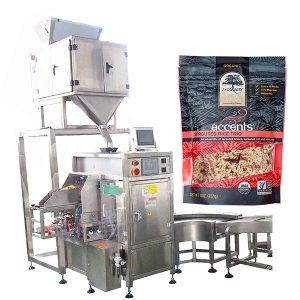 कॉफी पावडरसाठी स्वयंचलित भरणे आणि सीलिंग मशीन
