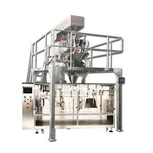 स्वयंचलित क्षैतिज पूर्व-निर्मित ग्रॅन्युलर पॅकेजिंग मशीन