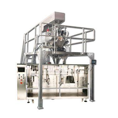 स्वयंचलित क्षैतिज पूर्व-निर्मित दानेदार पॅकेजिंग मशीन