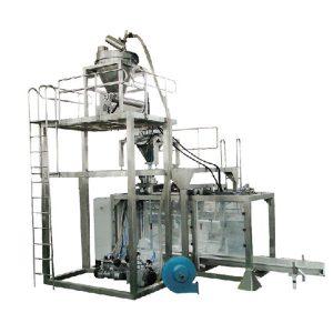 बिग बॅग स्वयंचलित पाउडर वजन भरण्याचे यंत्र दूध पावडर पॅकिंग मशीन
