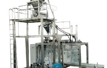 मशीन दुध पावडर पॅकिंग मशीन भरताना वजन असलेली मोठी बॅग स्वयंचलित पावडर