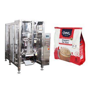 Degassing वाल्व स्वयंचलित कॉफी पावडर पॅकिंग मशीन