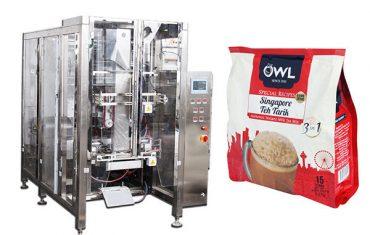डिगिसिंग वाल्व स्वयंचलित कॉफी पावडर पॅकिंग मशीन
