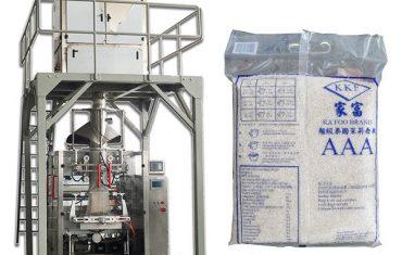 पूर्णपणे स्वयंचलित ग्रेन्युल कण अन्न तांदूळ पॅकिंग मशीन