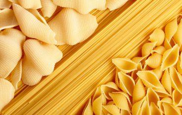 पास्ता आणि अन्नधान्य