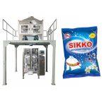 100 ग्रॅम -5 किलो वॉशिंग पाउडर पॅकेजिंग मशीन