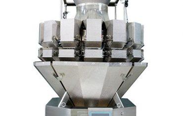 विक्रीसाठी zm14d50 मल्टीहेड वेजिअर पॅकिंग मशीन